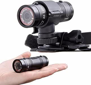 PolarLander Mini F9 Camera HD Bike Bicycle Helmet Sports Action Camera Video DV Camcorder Full HD 1080p Car Video Recorder