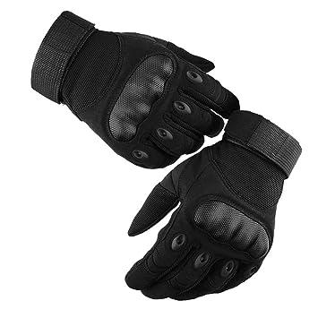 Full Finger Gloves Motorcycle Motocross Riding Cycling Bike Touchscreen Gloves