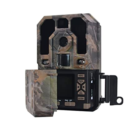 Juego cámara Trail, xinxin-star Megapixel Cámara de caza (12 megapíxeles) 1080P