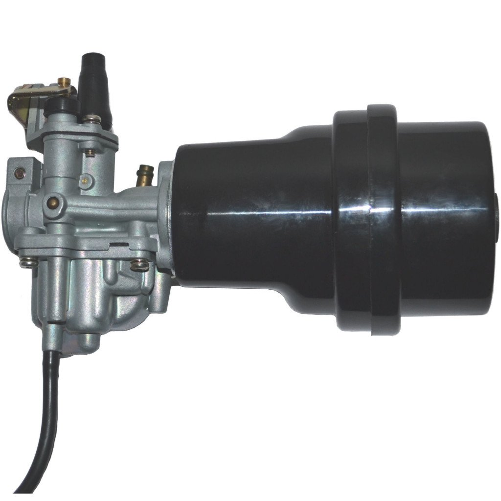 Amazon.com: SUZUKI JR 50 JR50 Carburetor & Air Filter Box Assembly 1978 -  2006 Carb: Automotive