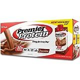 Premier Protein High Protein Shake, Chocolate (11 fl. oz, 12 pack)