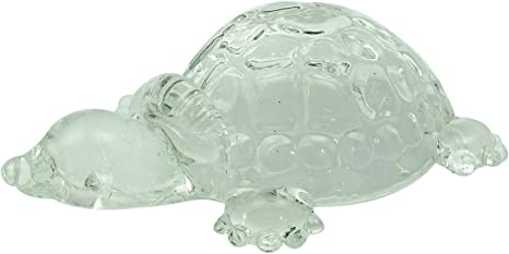 Crystal Turtle Tortoise for Feng Shui and Vastu Best Gift for Career and Luck