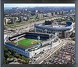 "Comiskey Park Chicago White Sox MLB Photo (Size: 17"" x 21"") Framed"