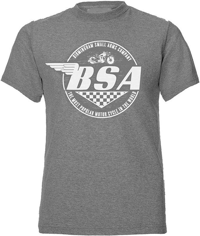 camiseta BSA