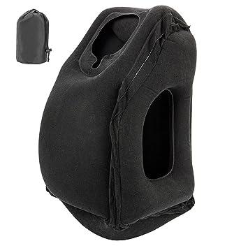 Amazon.com: windyus cuello almohada almohada de avión ...