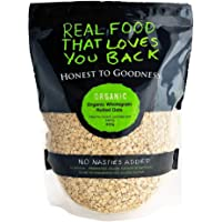 Honest to Goodness Organic Wholegrain Rolled Oats, 850g