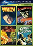 Classic Monsters Spotlight Collection [Dracula, Frankenstein, The Bride of Frankenstein, Creature from Black Lagoon] (Universal's 100th Anniversary)