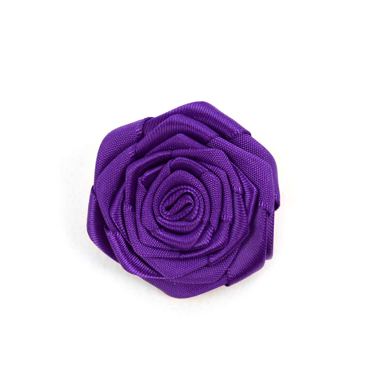 Dozens of Colors BG Boutineers for Men Solid Lapel Pin Flower Fancy Pin for Suit Tuxedo Party Prom Graduation Wedding