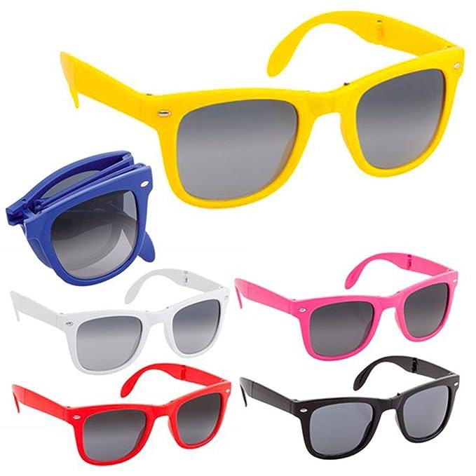 Lote de 30 Gafas de Sol PLEGABLES Protección UV400 - Gafas ...