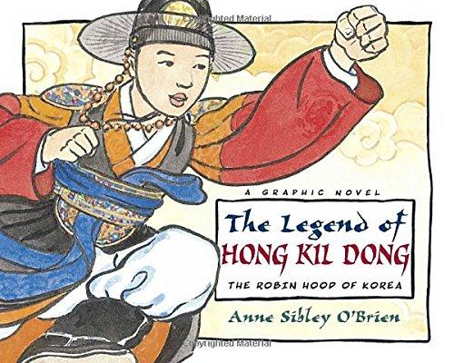 The Legend of Hong Kil Dong: The Robinhood of Korea