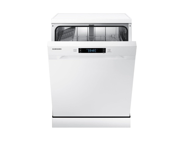 Samsung DW60M6040FW Independiente 13cubiertos A++ lavavajilla , Blanco, Botones, Tocar, LED Lavavajillas 60 cm Independiente, Blanco, Tama/ño completo