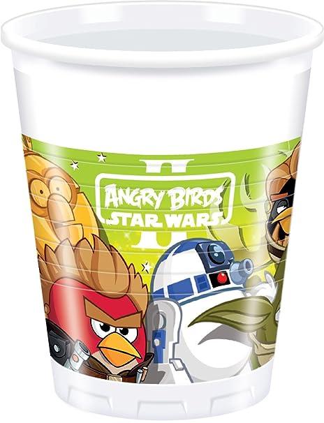 Angry birds - Cubertería para fiestas (71913)