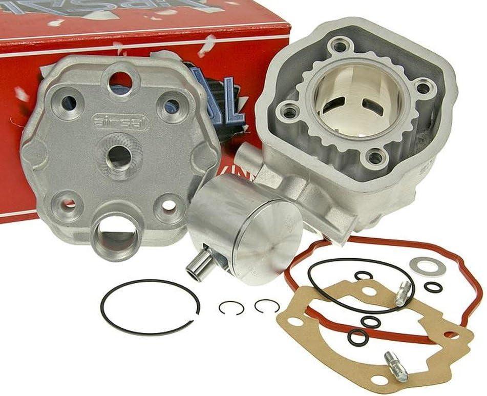 Zylinder Kit AIRSAL 77ccm M-Racing GILERA SMT SM 50 EBS