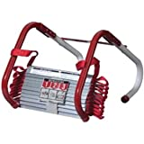 Kiddle Emergency Fire Escape Ladder 13 and 25 Foot Available (2 Story-13 Foot)