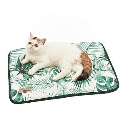 Alfombrilla De Refrigeración para Mascotas, Cama para Perros Verano, Manta para Perro Y Gato