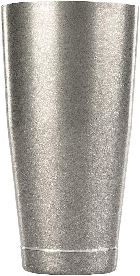 Double Heavy Gauge Barfly M37080 Cocktail Tin 532 ml Small 18 oz Stainless Steel