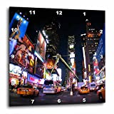 3dRose dpp_4788_3 New York City Times Square Wall Clock, 15 by 15-Inch Review