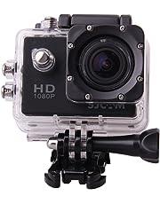 SJCAM Multi-function SJ4000 HD 1080P Waterproof Digital Video Recorder DVR Camcorder, 12 Mega pixel, 170° HD wide-angle, Multi Colors, with Waterproof Case Multiple Mounts