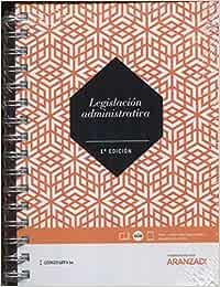 Legislación Administrativa LeyItBe Papel + e-book Código