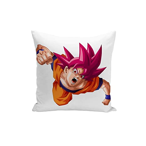 Fabulous Funda de Cojín Dragon Ball Super Son Goku Super ...