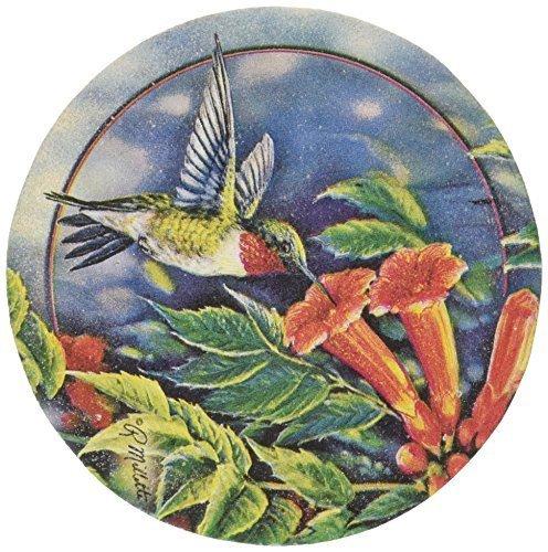 Thirstystone Kolibri und Trumpet Vine von Thirstystone Untersetzer