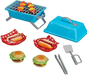 My Life As BBQ 25-Piece Play Set -