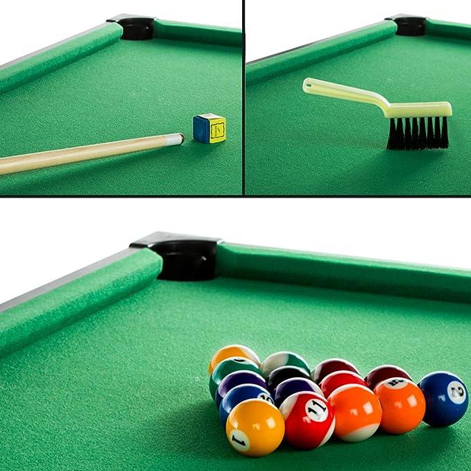 ColorBaby - Mesa billar americano plegable CBGames (85331): Amazon.es: Juguetes y juegos