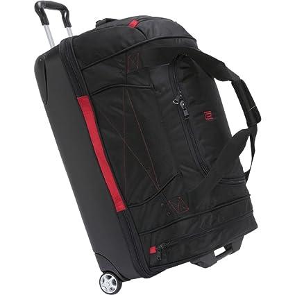 393b8c9adafc Amazon.com   Ful Hybrid Rolling Duffel Bag (Black