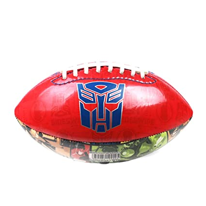 Rugby Transformers - Pelota de fútbol Americano para niños, Color ...