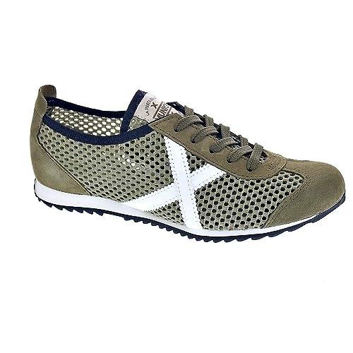 Munich Osaka 383 - Zapatillas Bajas Mujer Verde Talla 37: Amazon.es: Zapatos y complementos