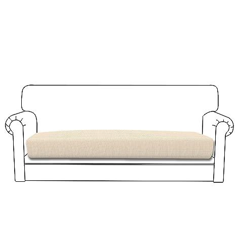 Astounding Easy Going Stretch Cushion Cover Sofa Cushion Furniture Protector Sofa Seat Sofa Slipcover Sofa Cover Soft Flexibility With Elastic Bottom Sofa Pabps2019 Chair Design Images Pabps2019Com