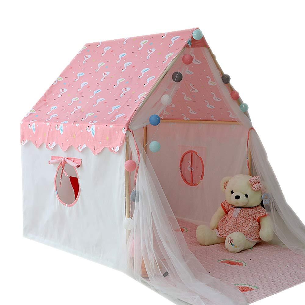 Mogicry 小さなピンクの女の子のプリンセス B07P17TZVG 子供用テント パラダイスゲームハウス おもちゃの部屋 男の子 大きなプレイハウス 屋内屋外テント 1+(11080120CM) 子供用 男の子 プレイテント 屋内屋外用 1+(11080120CM) B07P17TZVG, ジャイブミュージック:36743df6 --- forums.joybit.com