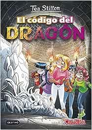 El código del dragón: Tea Stilton 1: Amazon.es: Stilton