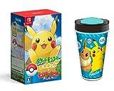 ポケットモンスター Let's Go! ピカチュウ モンスターボール Plusセット- Switch (【Amazon.co.jp限定】オリジナルタンブラー320ml(ピカチュウVer.) 同梱)