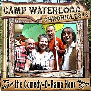 The Camp Waterlogg Chronicles 8 Audiobook