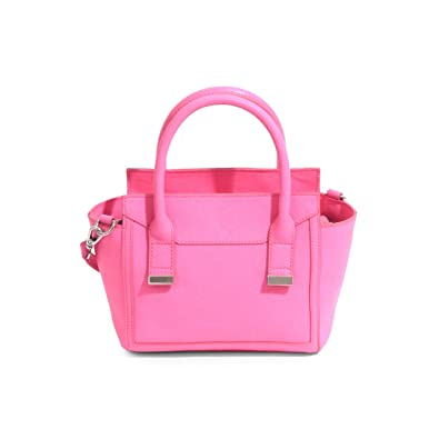 Danielle Nicole Alia Mini Satchel Women Pink Satchel: Handbags ...