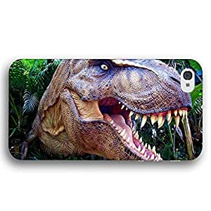 T-Rex Tyrannosaurus Rex Dinosaur For Iphone 4/4S Case Cover Slim Phone Case