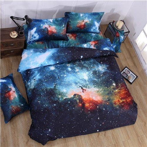3d space bed set - 3