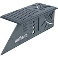 Wolfcraft 5208000 3D verstekhoek 150 x 275 x 66 mm