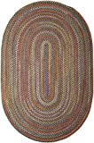 Best Braided Rugs - Rustica Braided Rug, 3 by 5', Classic/Multicolor Review