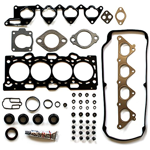 SCITOO Replacement for Head Gasket Kits fit Mitsubishi Lancer 2.0L L4 SOHC 2002-2007 Automotive Engine Cylinder Head Gaskets Set ()