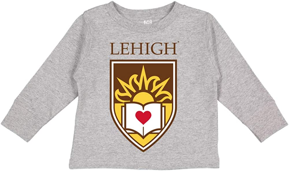 NCAA Lehigh Mountain Hawks RYLLHU06 Toddler Long-Sleeve T-Shirt