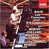 Bach Les Concertos pour 3 et 4 Pianos - Beroff Collard Rigutto Tacchino - Ensemble orchestral de Paris Wallez