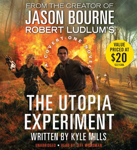 Robert Ludlum's (TM) The Utopia Experiment (Covert-One - Mills Colorado Outlet