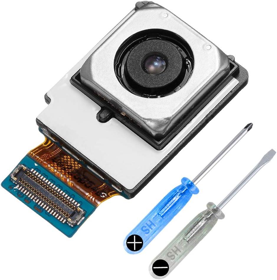 MMOBIEL Cámara Trasera de Reemplazo Compatible con Samsung S7 Edge G935 Series 12 MP Flash LED Incl Herramientas: Amazon.es: Electrónica