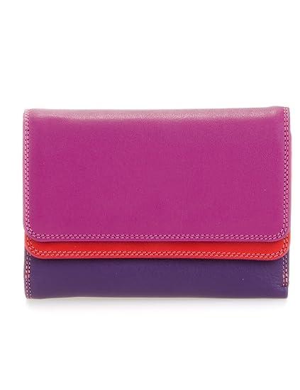 nuovo concetto c0879 0c733 Portafoglio donna mywalit - Double Flap Purse/Wallet - 250-75 Sangria Multi