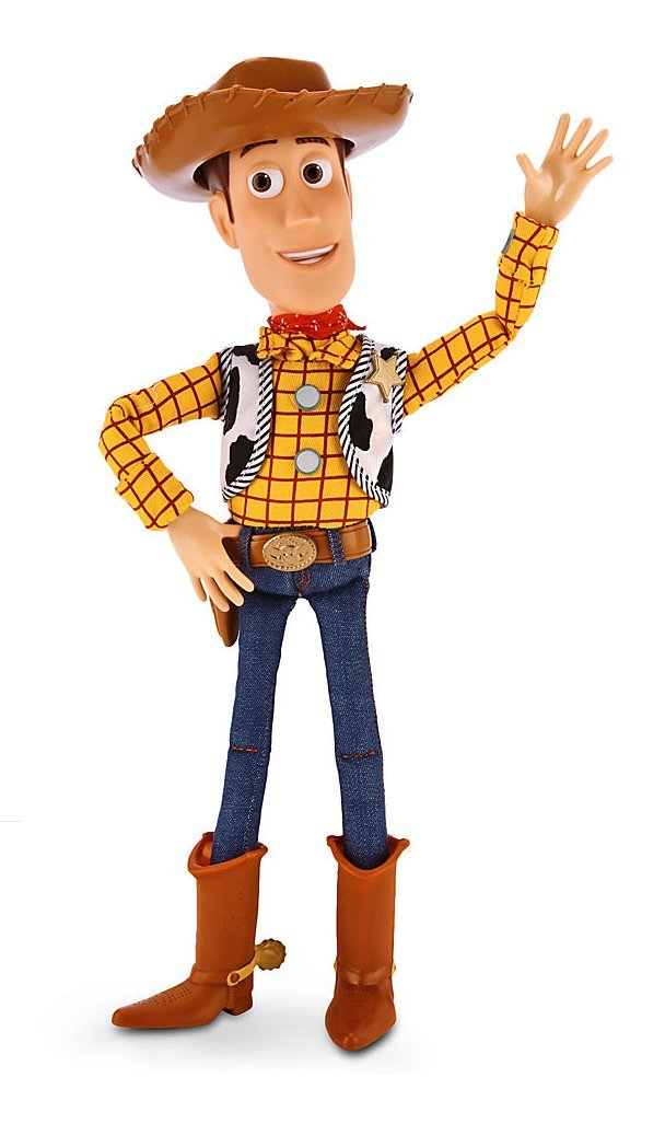 Toy Story Pull String Woody 16 Talking Figure - Disney Exclusive by Samorthatrade: Amazon.es: Juguetes y juegos