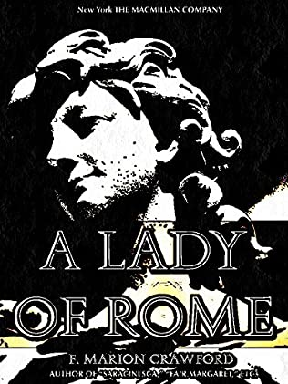 book cover of A Lady of Rome