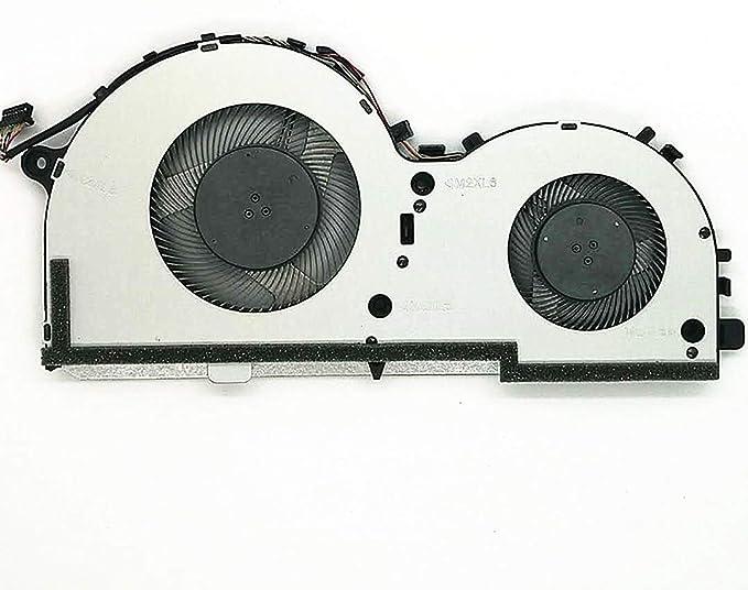 FCQLR Compatible for Lenovo L340 L340-15API Fan FLAR Fan DC28000E0F0 Cooling Fan