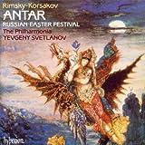 Rimsky-Korsakov: Antar & Russian Easter Festival